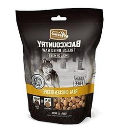 Merrick Backcountry Freeze Dried Meal Mixer Grain Free - Chi