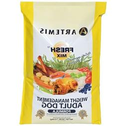 ARTEMIS 133062 Fresh Mix Weight Management Pet Food, 30-Poun