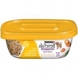 Nestle Purina Petcare 178094 10 oz Beneful Wet Chopped Blend