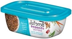 PURINA 178359 8-Pack Beneful Chopped Blends Beef/Pasta for P