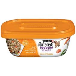 PURINA 178361 8-Pack Beneful Chopped Blends Chicken/Carrot f