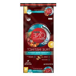 Purina One 17870 Smart Blend True Instinct Dry Pet Food, 36
