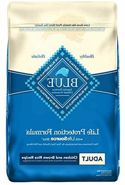 30 lb Blue Buffalo Life Protection Formula Natural Adult Dry