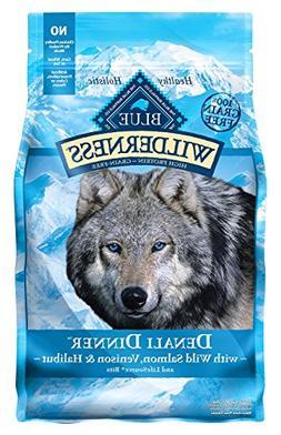 4 LB, Protein-Rich, Grain Free Denali Dinner Adult Dog Food