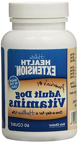 Health Extension 661799861106 Adult Immune Boosting 60 Count