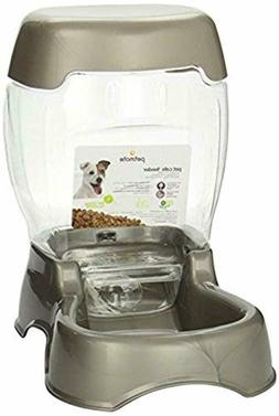Petmate 6lb. Pet Feeder Automatic Refills Spill-Free Cat and