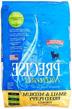 Precise Pet Small/Medium 15 lb Breed Puppy Dry Food, One Siz