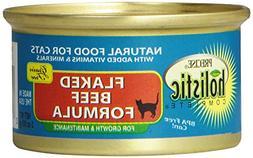 Precise 726514 24-Pack Holistic Complete Grain Free Beef Foo