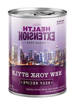 Health Extension 784672110051 Grain Free New York Style For