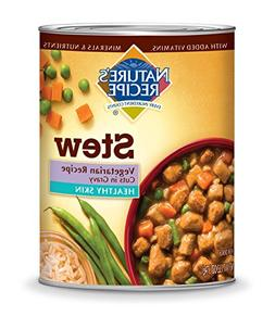 Nature'S Recipe Stew Vegetarian Recipe 13.2-Ounce