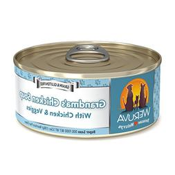Weruva 878408003127 Grandmas Chicken Soup Canned Dog Food Ca