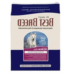 Dr. Gary's Best Breed Holistic Grain-Free Salmon with Fruits