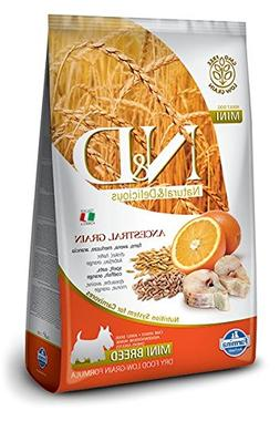 Farmina Ancestral Low Grain Cod and Orange Adult Mini Breed