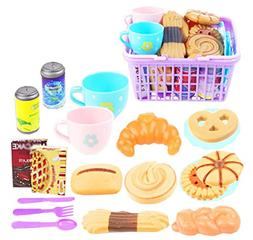 George Jimmy Play House Toys Tableware Kitchen Playsets Toys