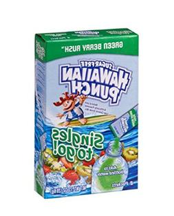 Hawaiian Punch Singles To Go Powder Packets, Water Drink Mix