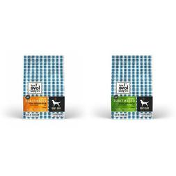 I and love and you Naked Essentials Dog Food: Lamb & Bison +