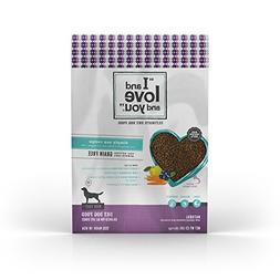 """I and love and you"""" Nude Food Simply Sea Grain Free Dry Dog"""