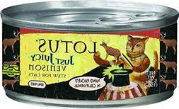 Lotus 24/5.30 oz Just Juicy Venison Stew, one size