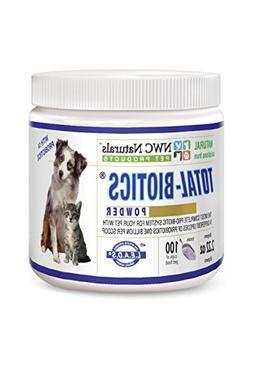 NWC Naturals- Total-Biotics - Probiotics for Canines and Fel