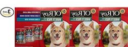 Ol' Roy Cuts in Gravy Variety Pack Wet Dog Food, 13.2 Oz, 36