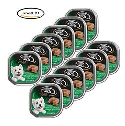 PACK OF 12 - CESAR SAVORY DELIGHTS Rosemary Chicken Flavor w
