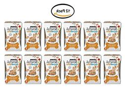 PACK OF 12 - Purina Beneful IncrediBites with Real Chicken,