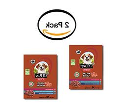 PACK OF 2 - Ol' Roy Bacon Flavor Dry Dog Food, 50 Lb