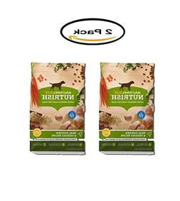PACK OF 2 - Rachael Ray Nutrish Natural Dry Dog Food, Real C
