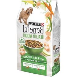 PACK OF 3 - Purina Beneful Healthy Weight With Real Chicken