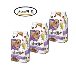 PACK OF 3 - Purina Beneful Playful Life With Real Beef & Egg