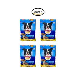 PACK OF 4 - Kibbles 'N Bits Original Savory Beef and Chicken