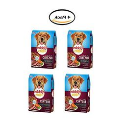 PACK OF 4 - Kibbles 'n Bits Bistro Roasted Beef Flavor Dry D