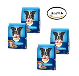PACK OF 4 - Kibbles 'n Bits Dog Food Savory Beef & Chicken F