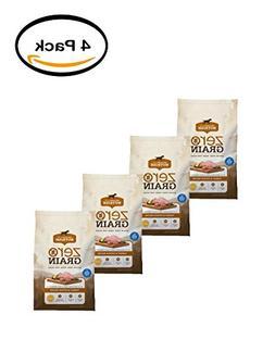 PACK OF 4 - Rachael Ray Nutrish Zero Grain Natural Dry Dog F