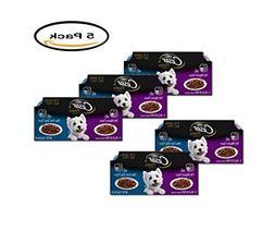PACK OF 5 - Cesar Gourmet Filets Variety Pack Filet Mignon &