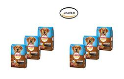 PACK OF 6 - Kibbles n' Bits Homestyle Beef 3.5 Dry Dog Food