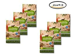 PACK OF 6 - Rachael Ray Nutrish Natural Dry Dog Food, Real C