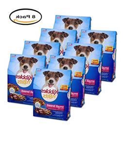 PACK OF 8 - Kibbles 'n Bits Small Breed Dog Food Mini Bits B
