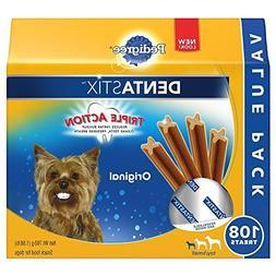 PEDIGREE DENTASTIX Original Toy/Small Treats for Dogs 1.68 P