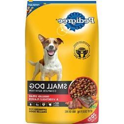Pedigree Small Dog Targeted Nutrition Dog Food, Steak & Vege