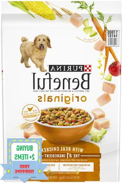 Purina Beneful Originals With Real Chicken Adult Dry Dog Foo