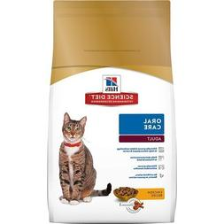 Science Diet Feline Adult Oral Care 3.5 lb by Hill's Science