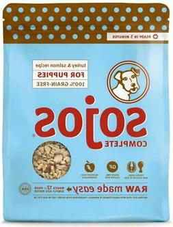 Sojos Natural Pet Food SOJOS PUPPY TURKEY SALMON 1LB