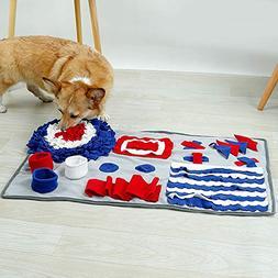 Uheng Snuffle Mat Feeding Mat Blanket Training Mats for Dogs