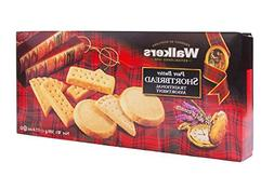 Walkers Shortbread Pure Butter Traditional Assortment, 17.6