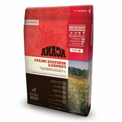 ACANA Heritage Meats Formula Grain-Free Dry Dog Food, 25 lb
