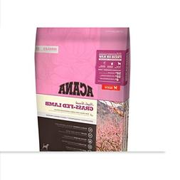 ACANA Lamb & Apple Singles Formula Dry Dog Food 25 Pound Bag