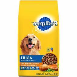 Pedigree Adult Dry Dog Food - Roasted Chicken, Rice & Vegeta