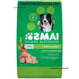 Iams Adult ProActive Health Minichunks Chicken Dry Dog Food