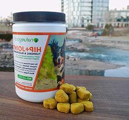 Advanced Glucosamine for Dogs | Hip + Joint | Organic Turmer